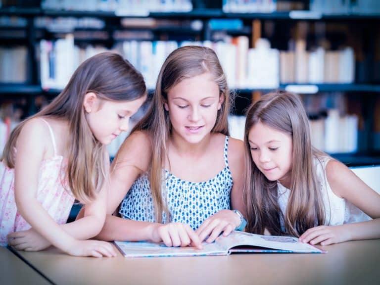 Understanding children's books age groups