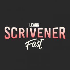 Learn Scrivener Fast Course